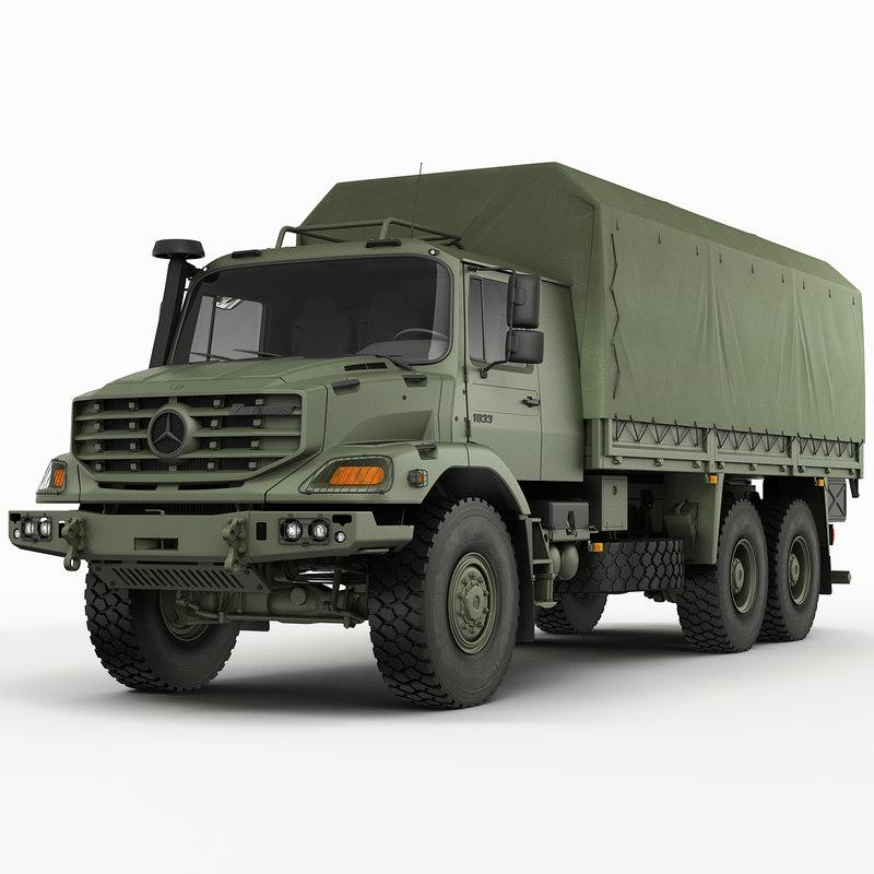 3d zetros military