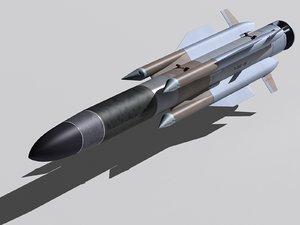 3d kh-31ad missile