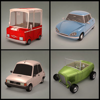 Toon Car Collection 03