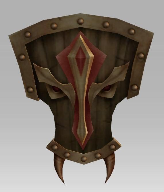 shield obj