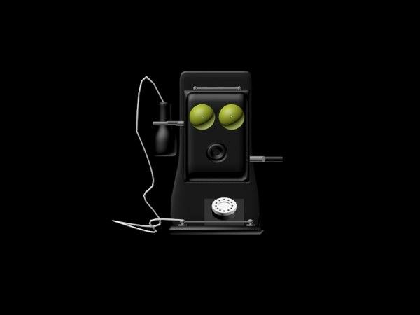 free max model telefono