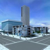 max city block