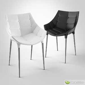 3ds max passion chair