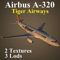 3d model airbus tgw