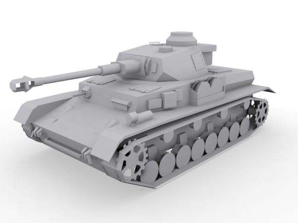 fbx panzer iv
