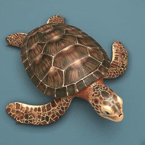 sea turtle max