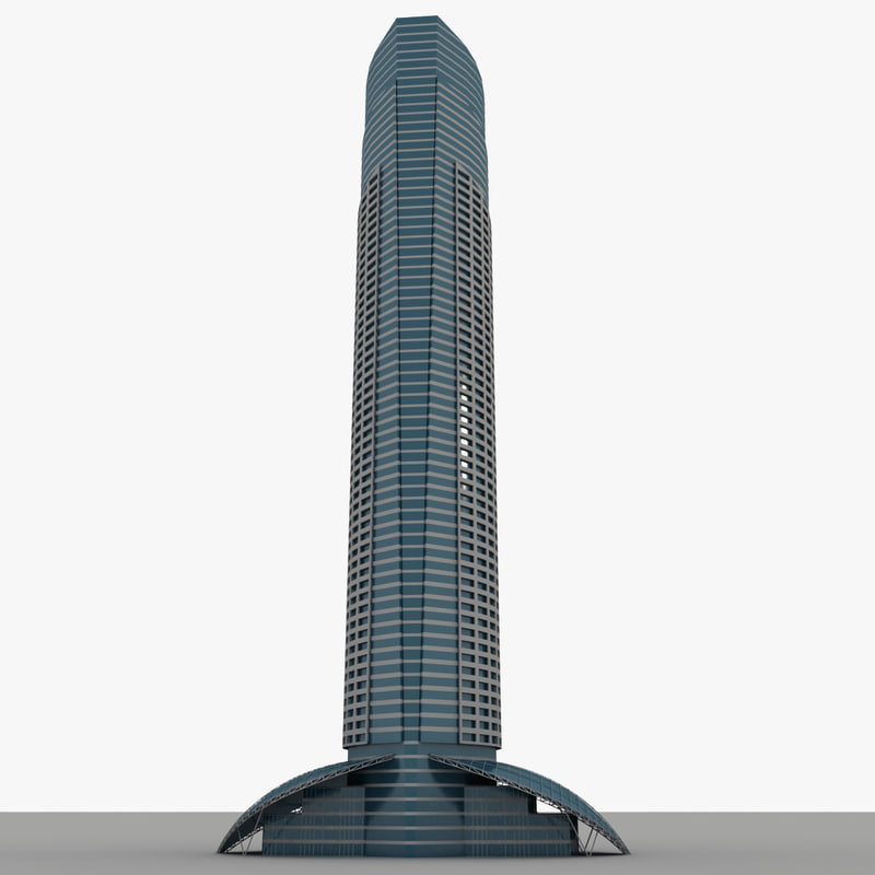 3ds max landmark abu dhabi