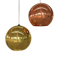 Tom Dixon light Copper
