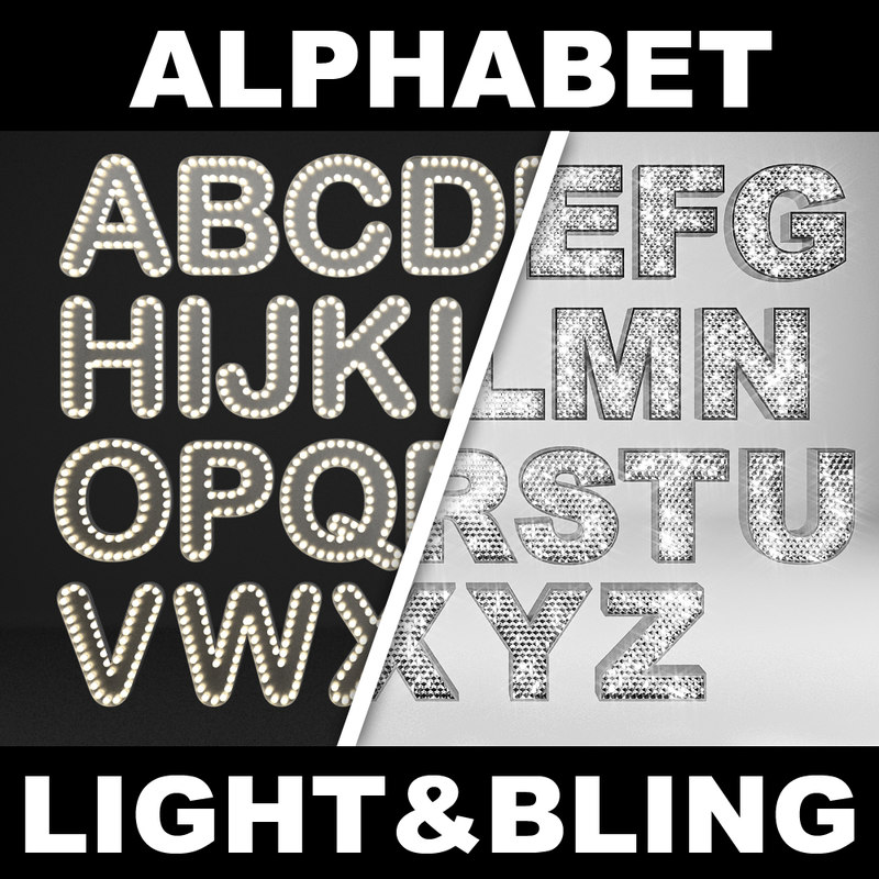 crystal letters alphabet max