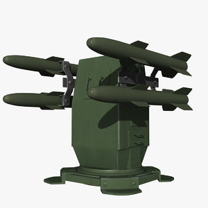 missile launcher ma