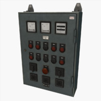 Electrical Panel 01