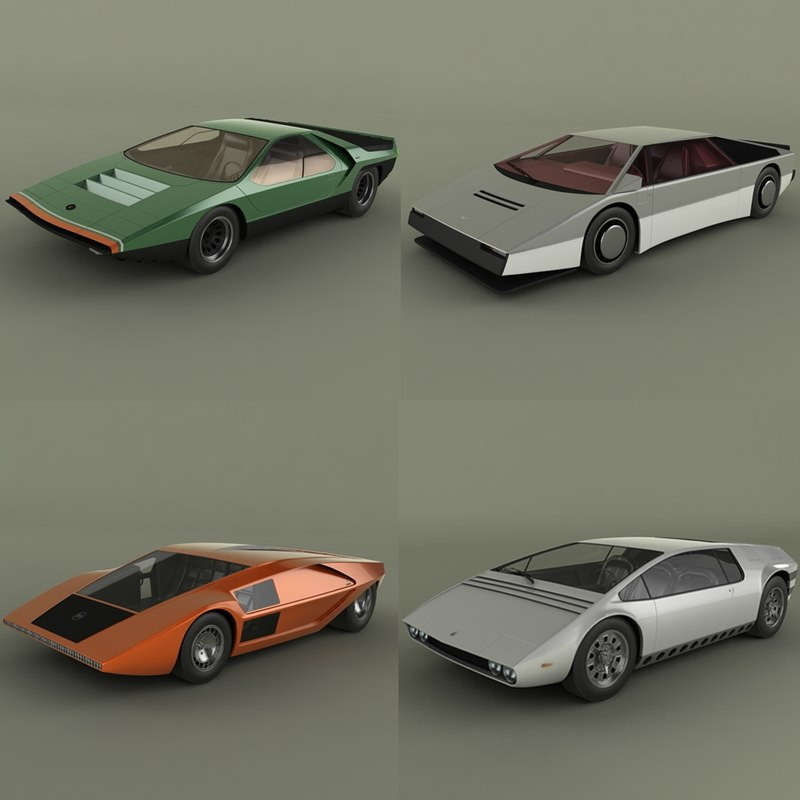 max classic concept cars