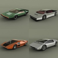 Classic Concept Cars