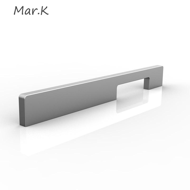 handle mattawa 3d model