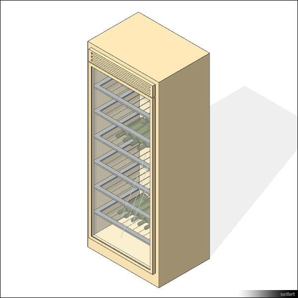 beverage cabinet 3d rfa