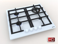 Gas hob  HD