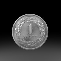 coin 1 zloty