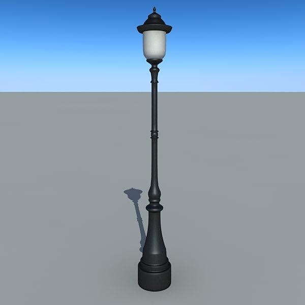 max park light