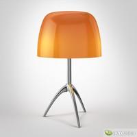 3d lumiere 05 table lamp model