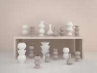 geometry vases max
