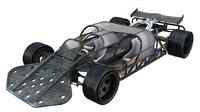 flip car 3d model