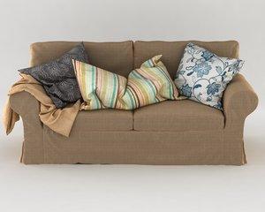 sofa pillows blankets max