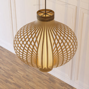 3d model of otus lamp