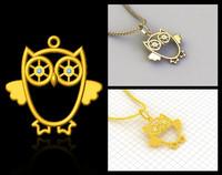 STL Prototyping Owl Pendant - Jewellery