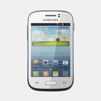 samsung galaxy young s6310 3d model