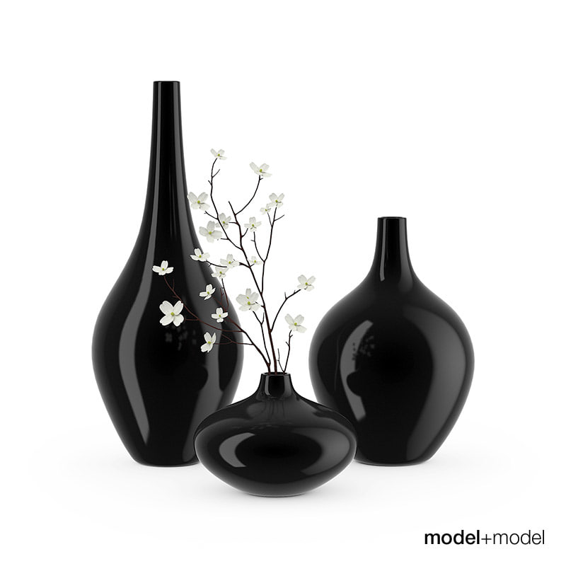 X Ikea Salong Vases