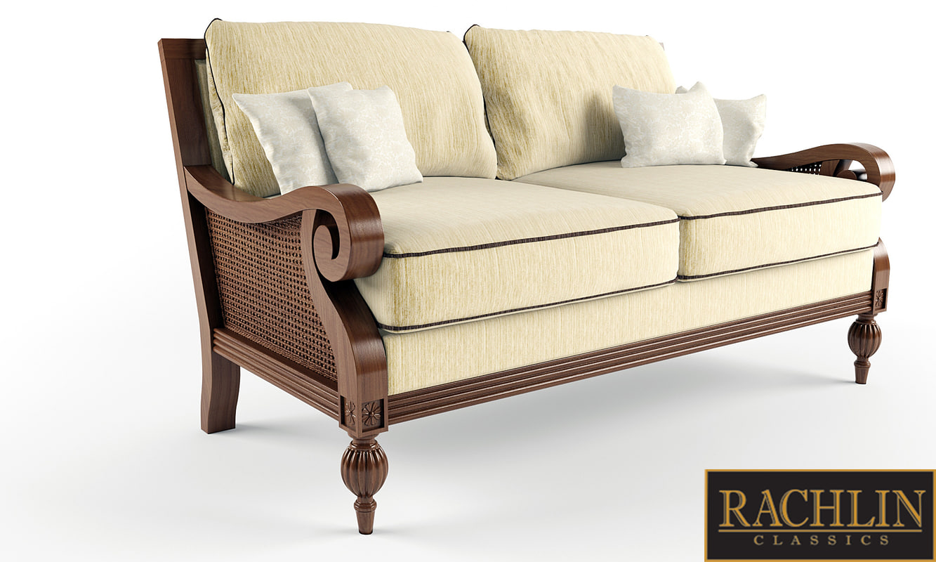 rachlin classics susan chair 3d max