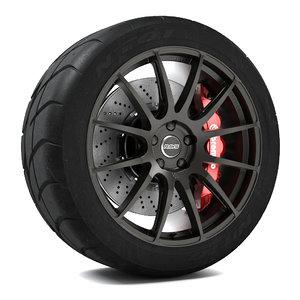 3d volk racing g12 wheel model