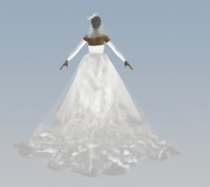 clothes avatar obj free