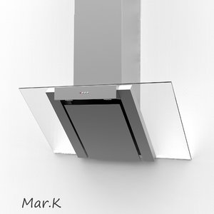 3ds max kitchen hood baumatic be900