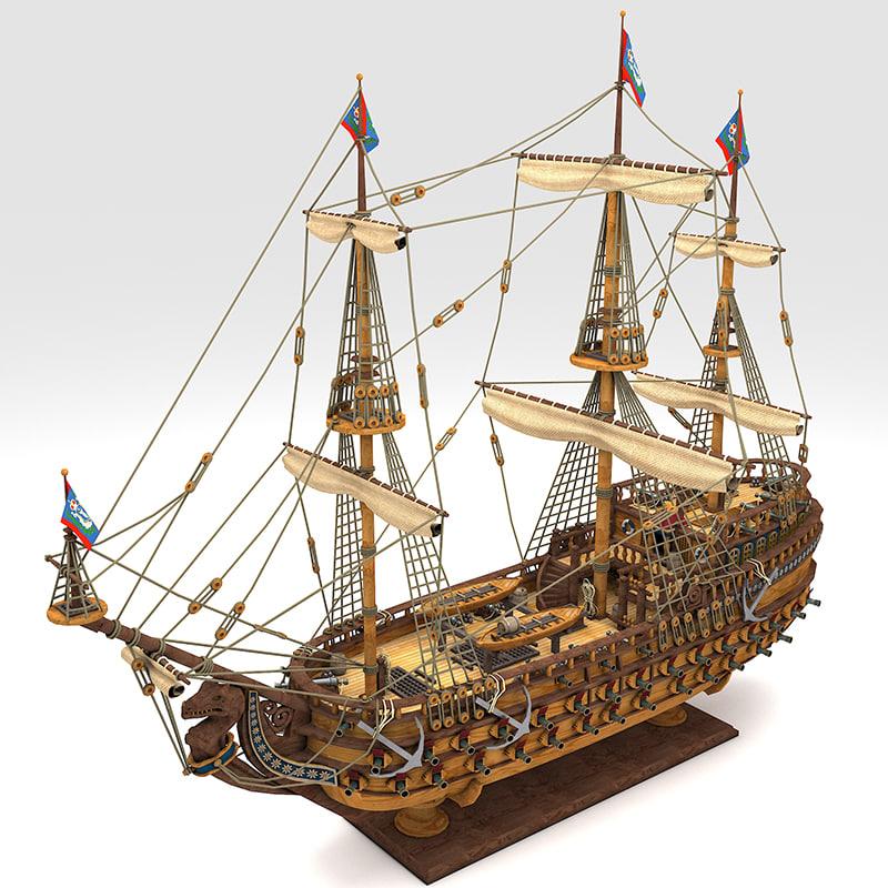 toy ship x