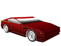 Realictic Car Model