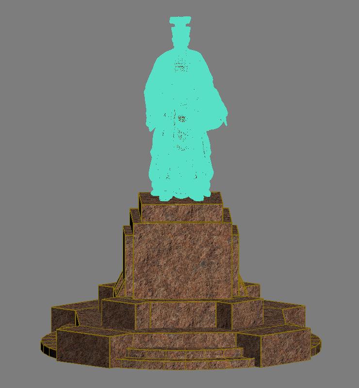 max statues
