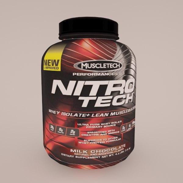 nitro tech 3ds