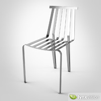 monte christo chair 3d max