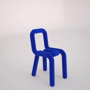 3dsmax bold chair