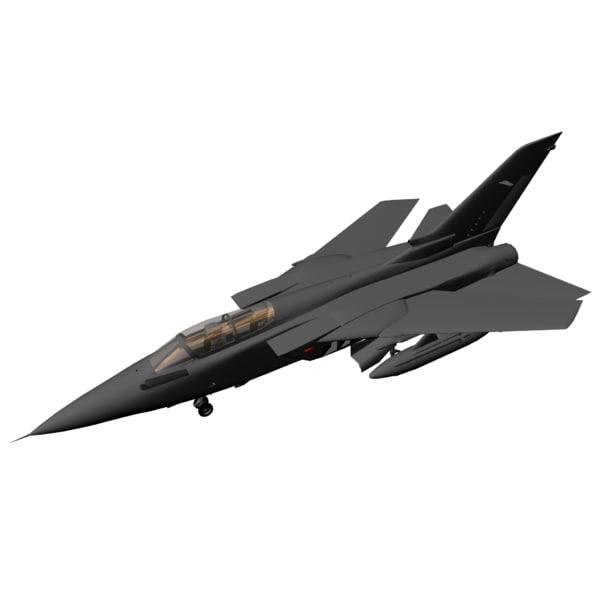 panavia tornado aircraft 3ds
