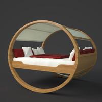 rocking bed max