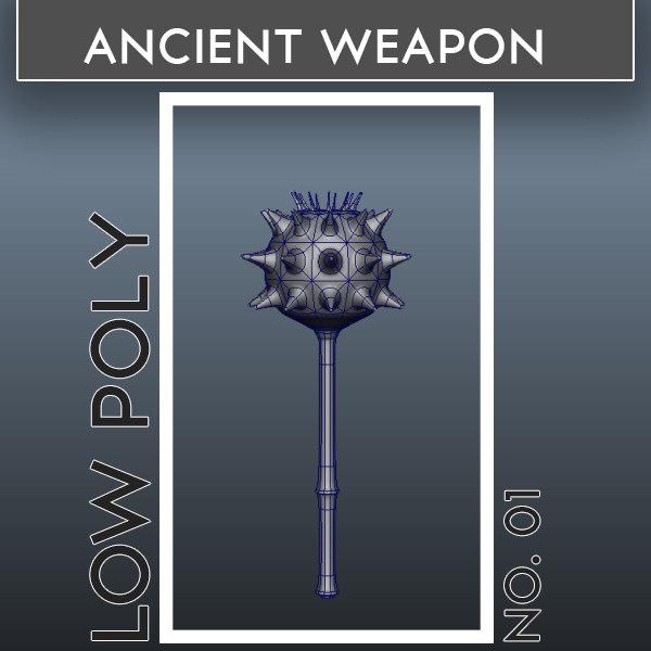 maya ancient weapons 01