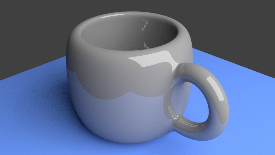 free blend model mug