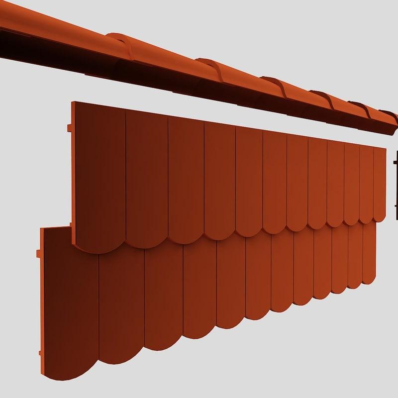 3ds max plain tile