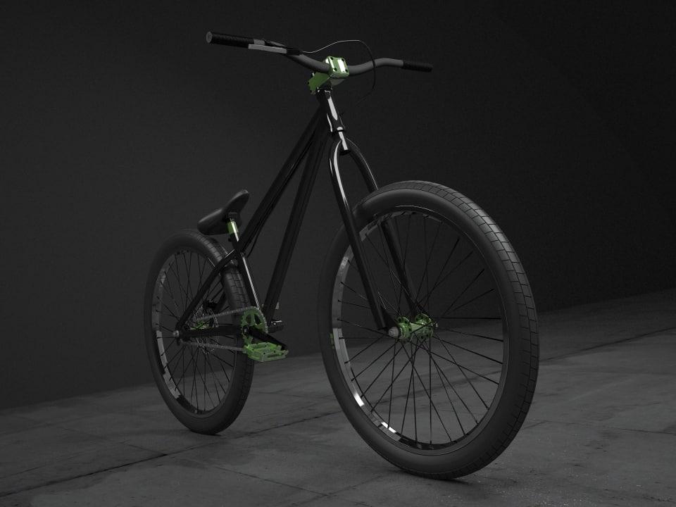 max ryde bike