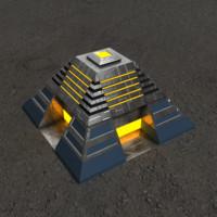 Altar2 sci-fi building