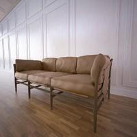3dsmax sofa anthropologie