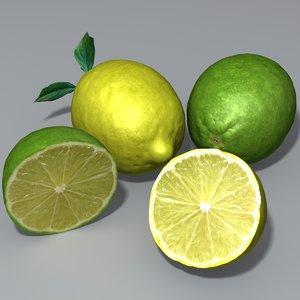 lemon lime 3d 3ds