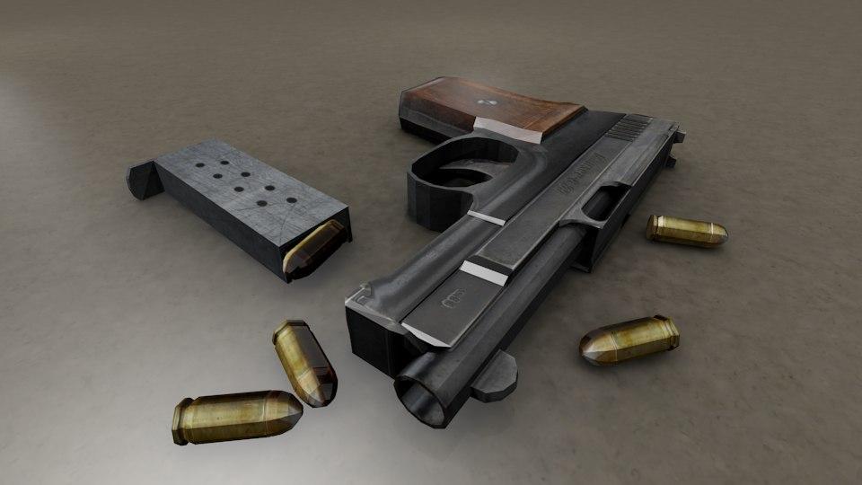 obj mauser pistol